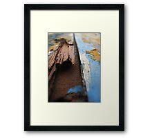 Mend Framed Print