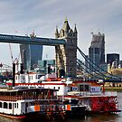 River Thames View by DavidHornchurch