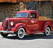 1939 Ford V8 Pick-Up Truck by DaveKoontz