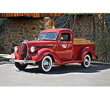 1939 Ford V8 Pick-Up Truck Photographic Print