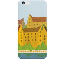 Old city drawing case iPhone Case/Skin