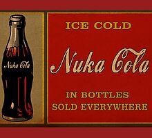 Fallout Nuka Cola by djcedrics