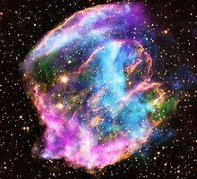 Supernova Remnant 2 by Jarriet