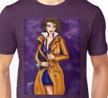 The Tenth Doctor/ Dr. Who /Beautiful Whovian Unisex T-Shirt