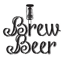 I Brew Beer by baridesign