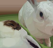 Sweet Bunnies by MsSLeboeuf