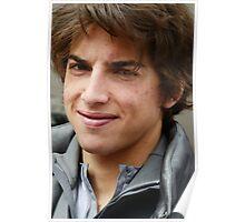 Roberto Merhi Poster