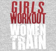 Girls Workout Women Train by Look Human
