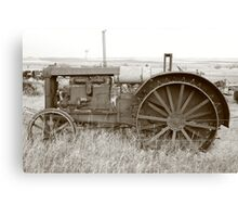 DAYS GONE PAST Canvas Print