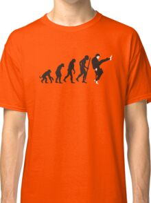 Evolution of silly walks Classic T-Shirt