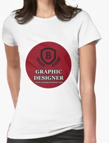 MBP GRAPHICS Womens Fitted T-Shirt