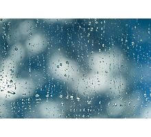 A rainy day Photographic Print