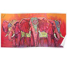 The Universal Indian Elephants, #69 Poster