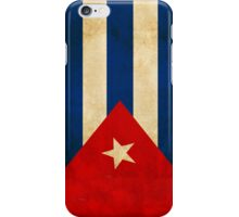 Retro Cuban Flag - iPhone & iPod Case iPhone Case/Skin