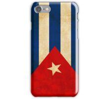 Retro Cuban Flag - iPhone & iPod Case iPhone Case/Skin