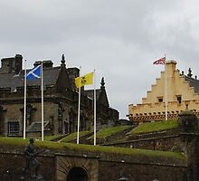 Stirling Castle by GreyFeatherPhot