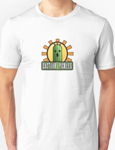 Cactuar Pickles Unisex T-Shirt