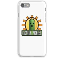 Cactuar Pickles iPhone Case/Skin