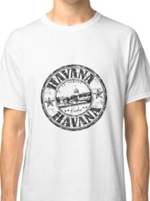 Made In Cuba Classic T-Shirt