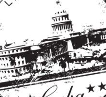 Made In Cuba Sticker