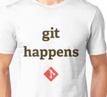 Git Happens Tee Unisex T-Shirt