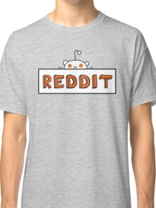 Reddit Sign Classic T-Shirt