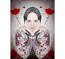 Her essence Photographic Print