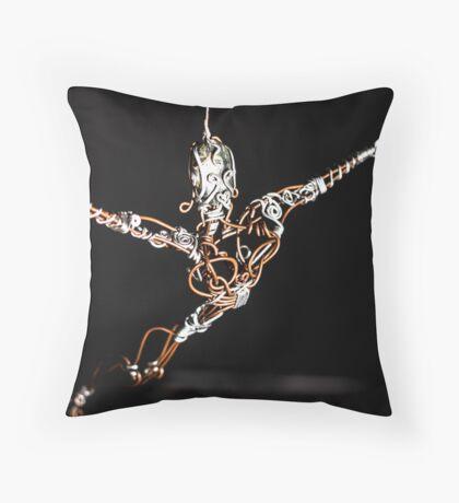 Sculptures Throw Pillow