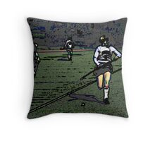 111412 047 0 colored pencil Throw Pillow