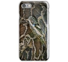 snake-design iPhone Case/Skin