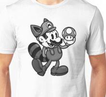 Vintage Plumber B&W Unisex T-Shirt