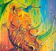 The Universal Rhinoceros  by Nick Gibson