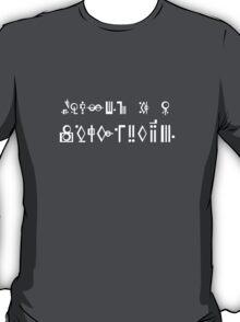 """Can you speak Kryptonian?"" T-Shirt"