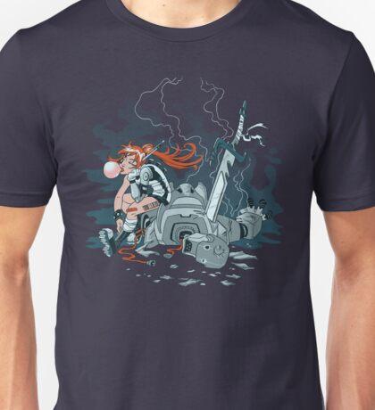 Cyberpunk Beatdown Unisex T-Shirt