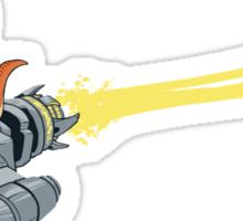 Fireflying Sticker