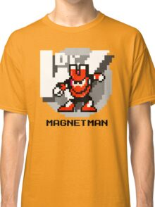 Magnet Man with Black Text Classic T-Shirt