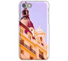 architectural city. iPhone Case/Skin