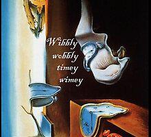 Wibbly wobbly timey wimey  by Jarriet