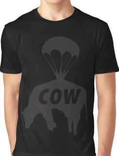 BALOON COW Graphic T-Shirt
