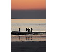 Cable Beach sunset Photographic Print