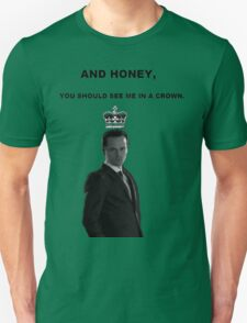 Moriarty's Crown Unisex T-Shirt