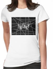 Twonky Thriller Womens Fitted T-Shirt
