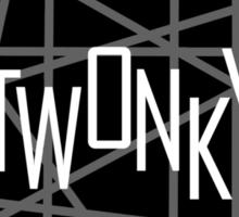 Twonky Thriller Sticker