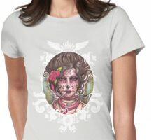 Catrina Colorada Womens Fitted T-Shirt