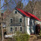 Scheyd-Yeaton-Kayes Sawmill II by Monica M. Scanlan