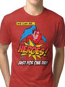 Heroes Tri-blend T-Shirt