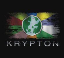 Krypton (English) Kids Tee