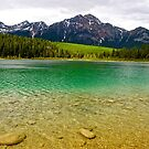 Green Lake in Jasper, Alberta  by Jessica Karran