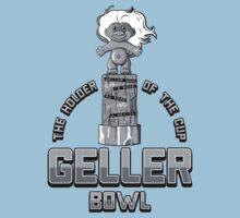 Geller Bowl (Holder of the Geller Cup) - Friends Kids Clothes