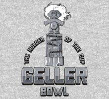 Geller Bowl (Holder of the Geller Cup) - Friends One Piece - Long Sleeve